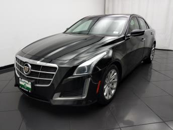 2014 Cadillac CTS 2.0 Luxury Collection - 1030194238