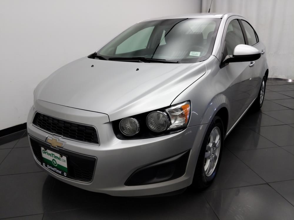 2013 Chevrolet Sonic LT - 1030194394