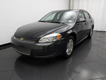 2016 Chevrolet Impala Limited LT - 1030194450