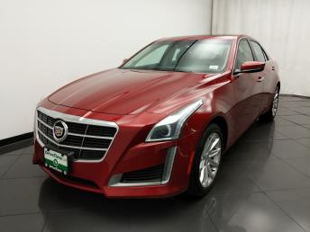 2014 Cadillac CTS 2.0 Luxury Collection - 1030194515