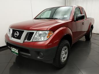2015 Nissan Frontier King Cab S 6 ft - 1030194563