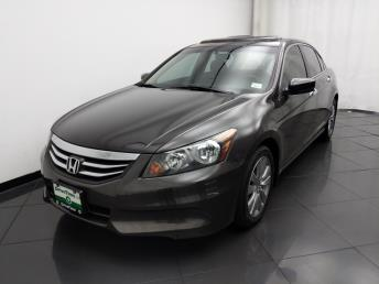 2012 Honda Accord EX - 1030194569