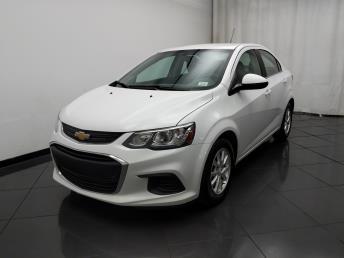 2017 Chevrolet Sonic LT - 1030194583