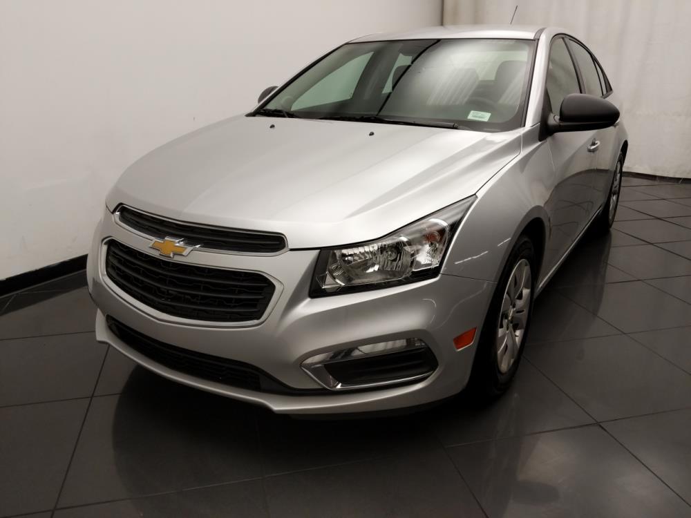2016 Chevrolet Cruze Limited LS - 1030194621