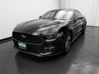 2015 Ford Mustang EcoBoost - 1030194627
