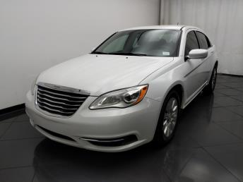 2013 Chrysler 200 LX Z - 1030194688