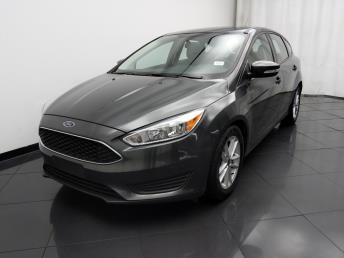 2017 Ford Focus SE - 1030194791