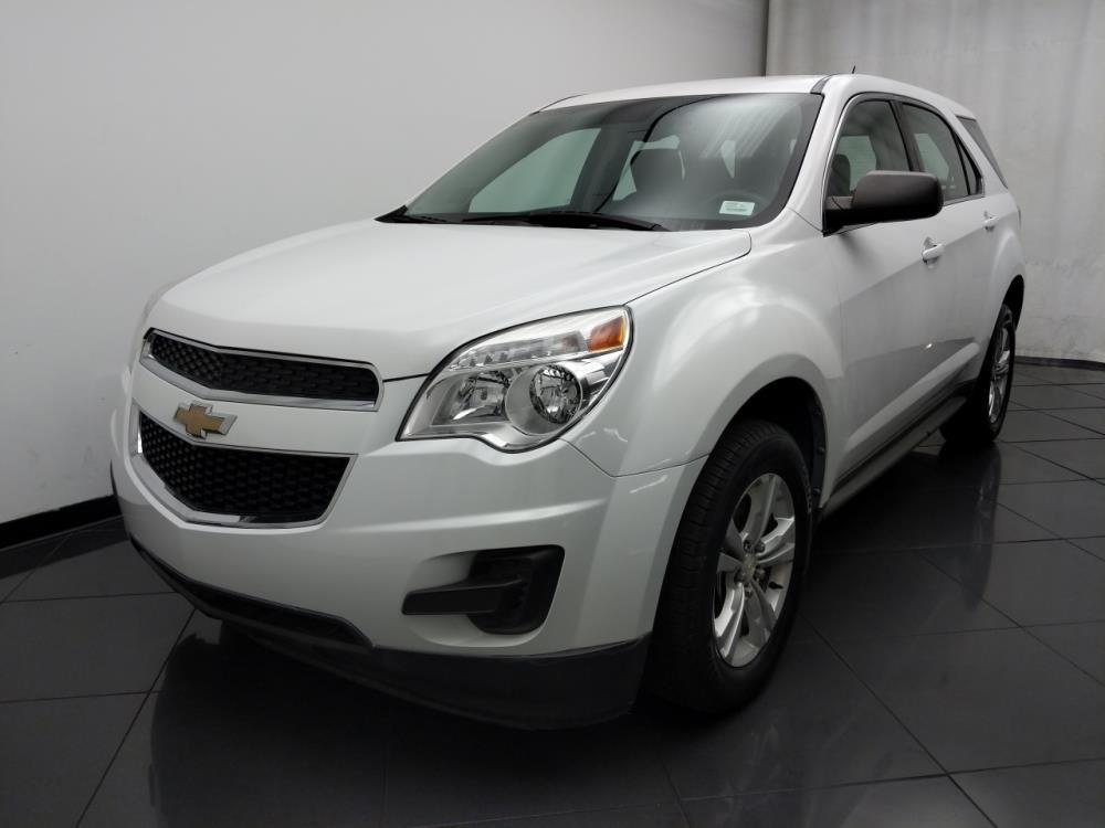 2014 Chevrolet Equinox LS - 1030194841