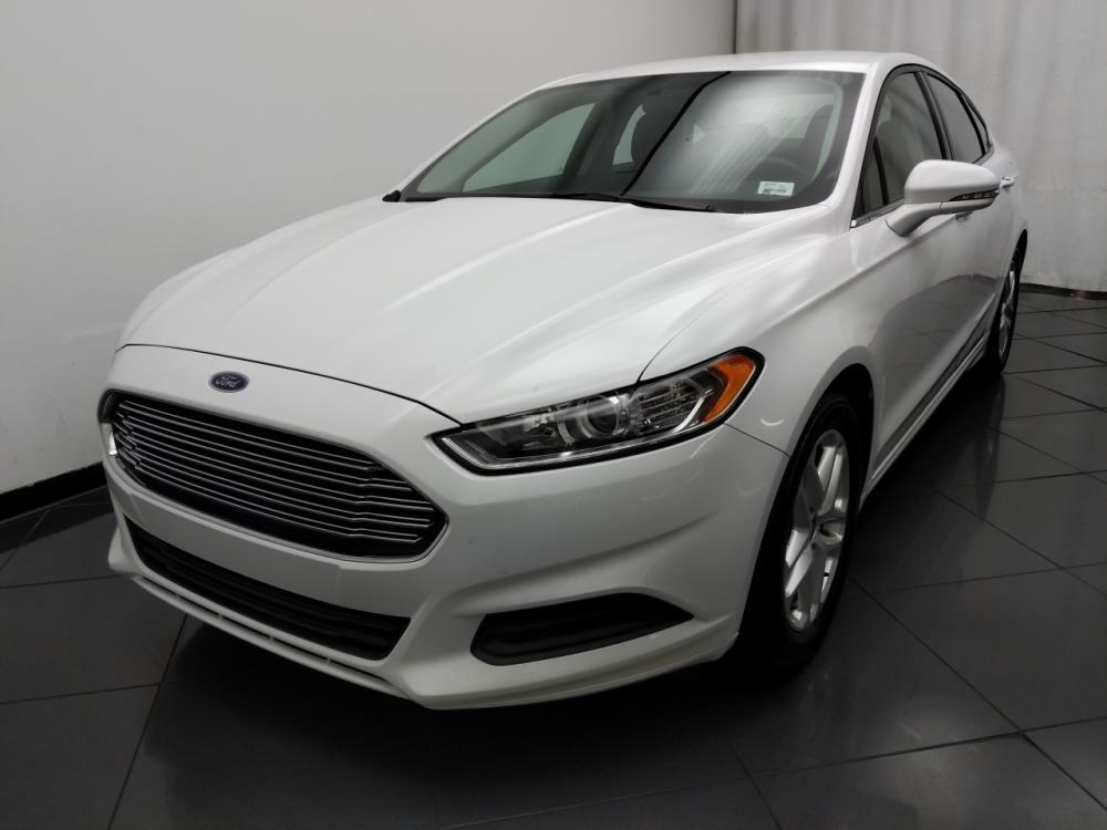 2016 Ford Fusion SE - 1030194906