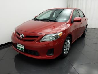 2012 Toyota Corolla LE - 1030195024