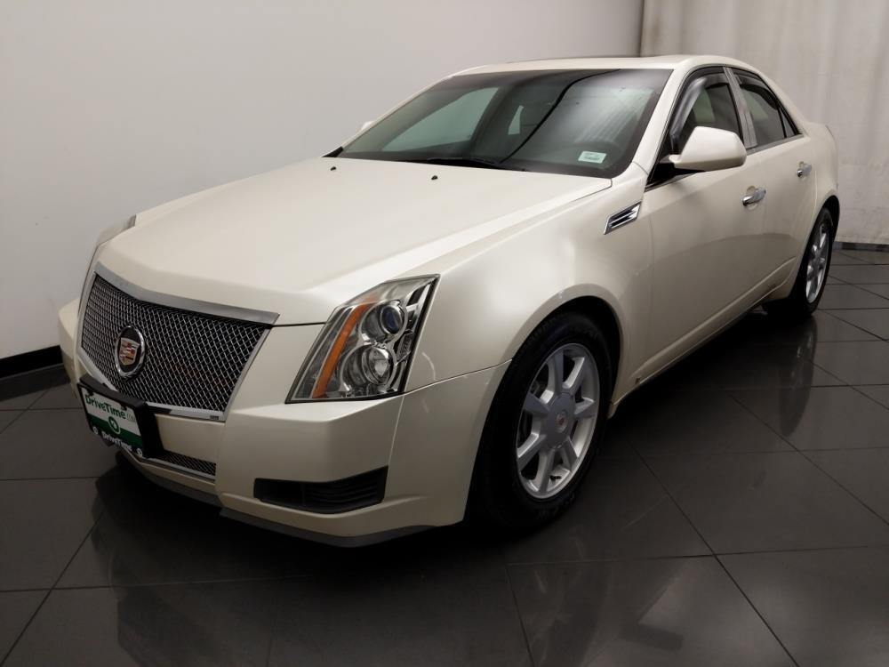 2008 Cadillac CTS  - 1030195031