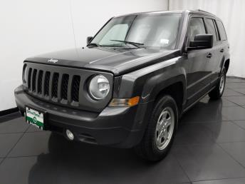 2016 Jeep Patriot 75th Anniversary - 1030195042