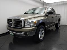 2007 Dodge Ram 1500 Quad Cab SLT 8 ft