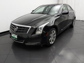 2013 Cadillac ATS 2.0L Turbo - 1030195057