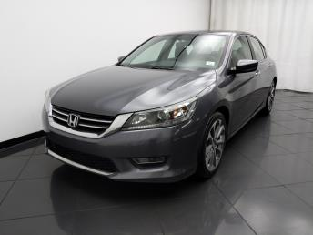 2013 Honda Accord Sport - 1030195058