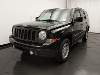 2016 Jeep Patriot Sport - 1030195091