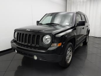 2016 Jeep Patriot Sport - 1030195138