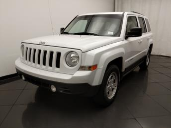 2016 Jeep Patriot Sport - 1030195139