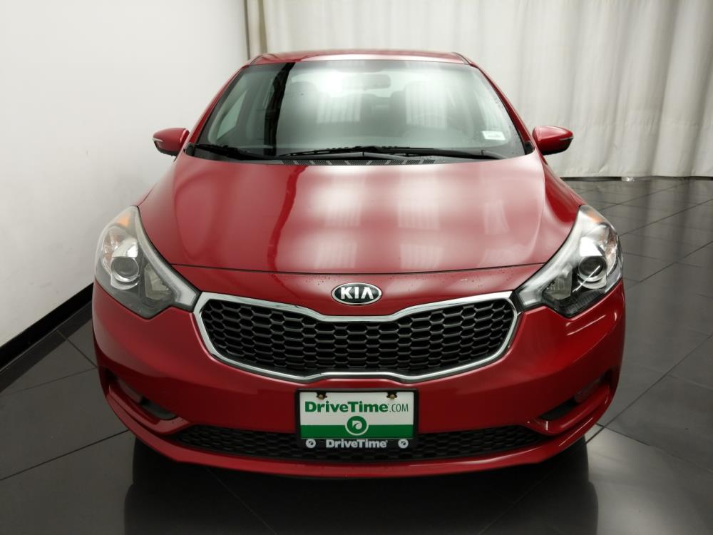 2014 Kia Forte EX - 1030195142