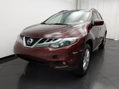2011 Nissan Murano SV