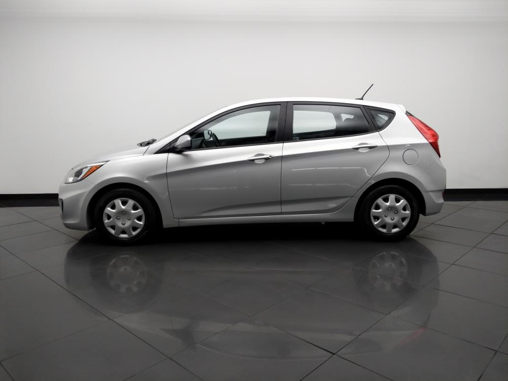 2015 Hyundai Accent GS - 1030195170