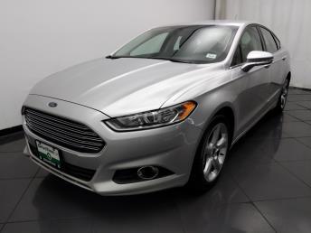 2014 Ford Fusion SE - 1030195185