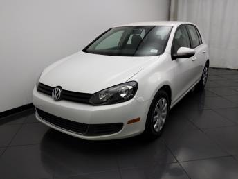 Used 2013 Volkswagen Golf