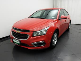 2016 Chevrolet Cruze Limited 1LT - 1030195223