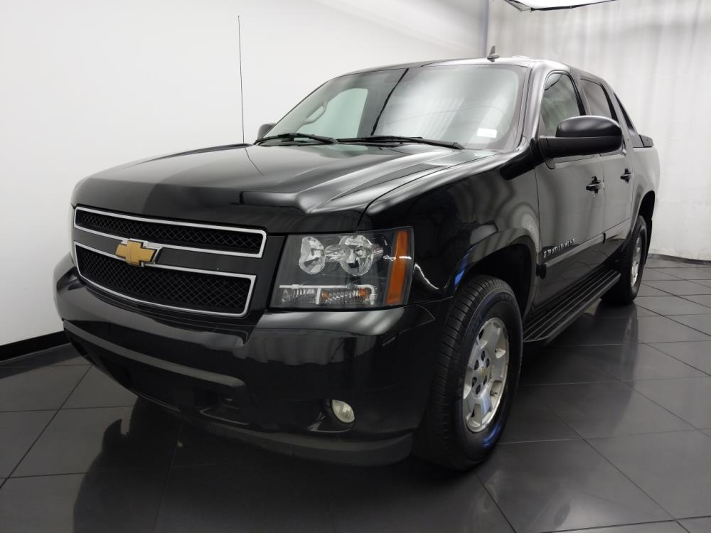 2007 chevrolet avalanche lt ft for sale in columbus. Black Bedroom Furniture Sets. Home Design Ideas