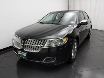 2012 Lincoln MKZ  - 1030195288
