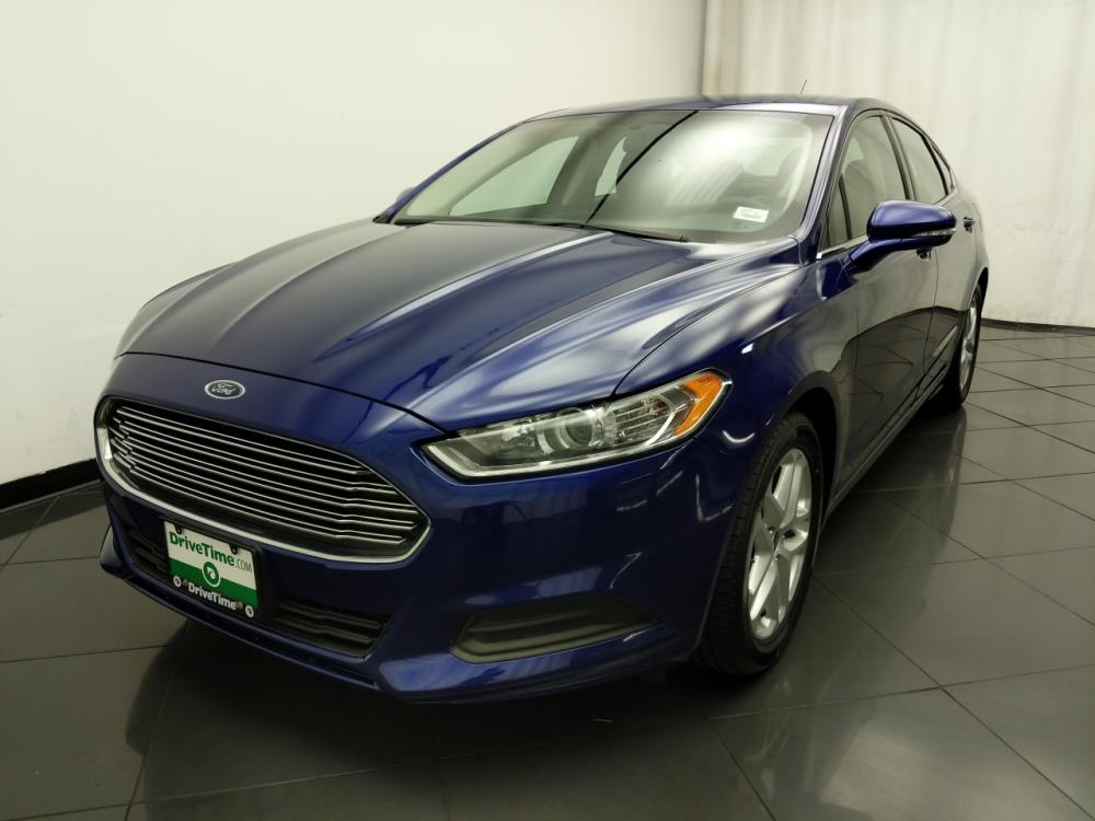 2014 Ford Fusion SE - 1030195301