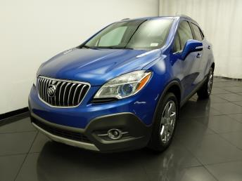 2014 Buick Encore Leather - 1030195319