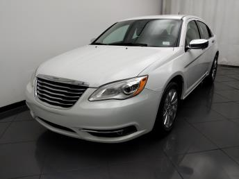 2014 Chrysler 200 Limited - 1030195417