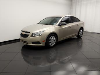 2012 Chevrolet Cruze LS - 1030195443