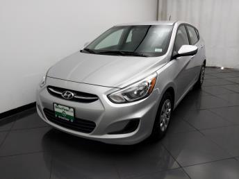 2017 Hyundai Accent SE - 1030195510