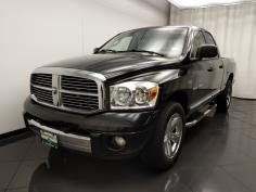 2007 Dodge Ram 1500 Quad Cab Laramie 6.25 ft