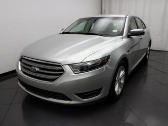 Used 2016 Ford Taurus
