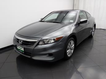 2012 Honda Accord EX-L - 1030195577