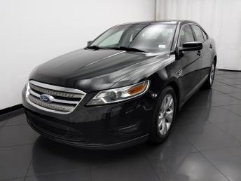 2012 Ford Taurus SEL - 1030195579