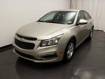 2015 Chevrolet Cruze 1LT - 1030195657