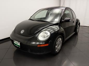 Used 2010 Volkswagen Beetle