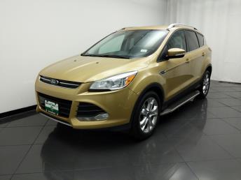 2014 Ford Escape Titanium - 1030195760