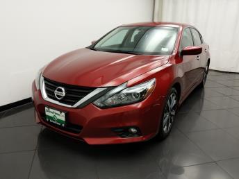 2017 Nissan Altima 2.5 SR - 1030195770