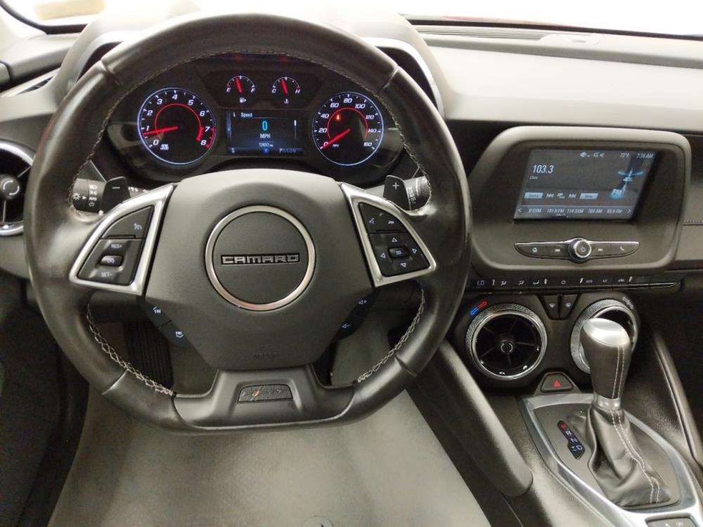 2017 Chevrolet Camaro LT - 1030196012