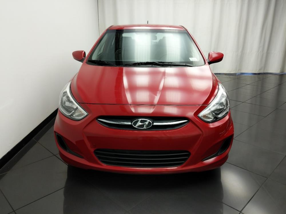 2016 Hyundai Accent SE - 1030196059