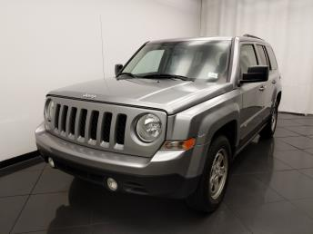 2016 Jeep Patriot Sport SE - 1030196069