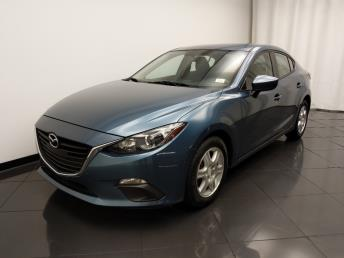 2015 Mazda Mazda3 i SV - 1030196312