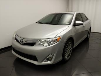 2013 Toyota Camry XLE - 1030196431
