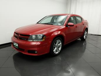 Used 2013 Dodge Avenger