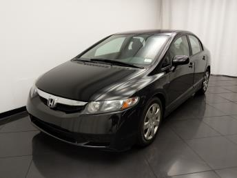 2011 Honda Civic LX - 1030196570